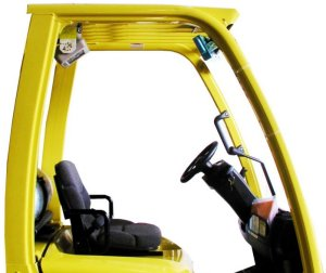Lift-Truck with WI-125 and t700 installed