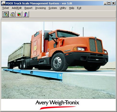 PDOX Truck Scale Management System
